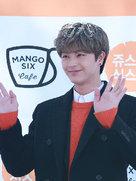 阳光少年陆星材出席电影发布会 网友:活捉一只小可爱!-韩国男明星