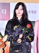 女团AOA皮衣装扮亮相 酷劲儿十足掀起时尚新潮流-韩国女明星