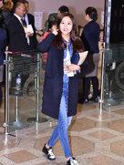 女团AOA高清机场秀照片 美丽惊艳-韩国女明星
