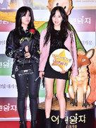 韩国气女团AOA高清美照 大长腿秀不停-韩国女明星