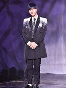 BTOB帅气现身音乐盛典 人气暴涨再获大奖-韩国男明星
