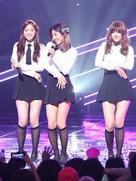 APINK演唱会嗨翻天 劲歌点燃狂欢之夜-韩国女明星