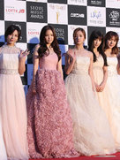 APINK发布会现场图赏 一颦一笑像美丽动人-韩国女明星