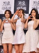 韩女团APINK高清美照 甜美可人宛如糖果少女-韩国女明星
