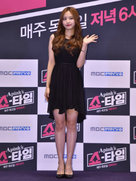 APINK最新红毯照片 小黑裙造型超女神-韩国女明星