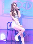 EXID出席活动 气质如仙美呆网友-韩国女明星