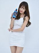 EXID代言最新广告图 完全美出天际-韩国女明星