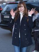 APINK高清街拍 不仅颜值高,身材还特别的好!-韩国女明星