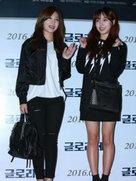 帅气girl APINK现身 对粉丝亲和微笑十分乖巧-韩国女明星
