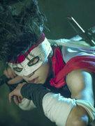 我的英雄学院 杀手斯坦因 cosplay帅哥-cosplay男生