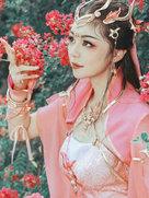 cosplay摄影 剑侠情缘网络版叁 雪河秀姐-cosplay女生