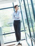 朴叙俊时尚写真曝光 帅气有型侧颜精致-韩国男明星