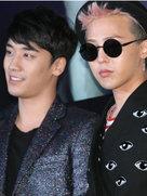 BIGBANG亮相发布会 酷冷有型令粉丝尖叫-韩国男明星