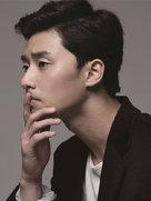 朴叙俊时尚写真 帅气高冷超有型-韩国男明星