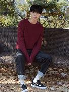 南柱赫高清写真 褪去青涩显露轻熟-韩国男明星
