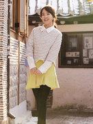 萌妹子朴宝英高清写真 这也太好看了吧-韩国女明星