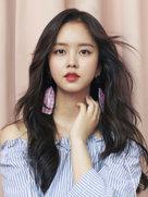 金所炫时尚大片 好看的不要不要-韩国女明星