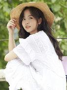 金所炫夏日写真大片 青春洋溢笑容满分-韩国女明星
