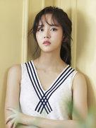 金所炫清新写真 网友:纯天然摄影-韩国女明星