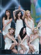 少女时代演唱会高清美图 劲歌嗨爆夏夜-韩国女明星