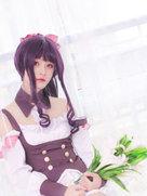cosplay女生福利 魔卡少女樱 木之本樱-cosplay女生