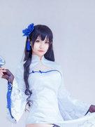 少女前线 95式 高清cosplay-cosplay女生