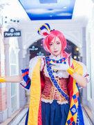 魔术师觉醒 真人cosplay福利-cosplay女生