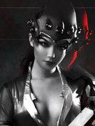 守望先锋 黑百合 cosplay动漫女神-cosplay女生