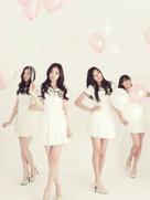 APINK校服写真 青春洋溢活力满满-韩国女明星
