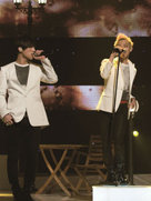BIGBANG演唱会高清美图 迷人风范引迷妹尖叫-韩国男明星