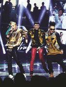 BIGBANG演唱会终极狂欢 视听双燃-韩国男明星