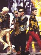BIGBANG巡回演唱会 灯光特效燃到爆-韩国男明星