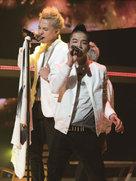 BIGBANG演唱会近万人满场 新老曲目燃爆舞台-韩国男明星