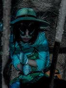 真人cosplay 第五人格 园丁【一切恐惧 源于未知】-cosplay女生