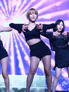 AOA演唱会嗨翻屋顶 粉丝一起燥起来!-韩国女明星