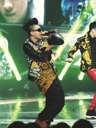 BIGBANG演唱会狂飙Rap 摇滚狂欢引爆全城-韩国男明星