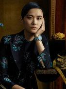 李宇春最新大片肖像风 演绎文艺复兴情怀-广告大片