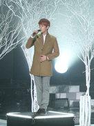 EXO演唱会高清大图 满屏帅气大长腿-韩国男明星