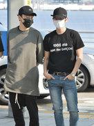 EXO帅气街拍 理想型男友上线-韩国男明星