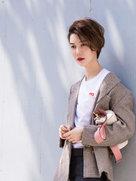 车晓时尚写真曝光 个性装扮尽显时髦率性-中国女明星
