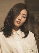 刘惜君最新写真曝光 直视镜头目光深邃-中国女明星