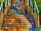 17个全世界最别具匠心的的艺术楼梯-猎奇图片