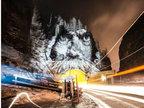 让人惊艳的夜景涂鸦-猎奇图片