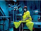 诡秘莫测:充满科学怪人风格的时尚摄影-猎奇图片