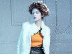 冰雪精灵-冷艳大片秀完美身材-服饰搭配