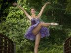 优雅芭蕾舞也能如此搞笑-内涵图片