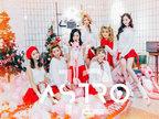 Astro12星座女团圣诞大片-娱乐组图