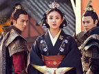 董贞献唱《兰陵王妃》主题曲-影视剧照