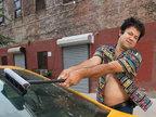 纽约的哥为慈善拍搞怪年历 画风太美-猎奇图片