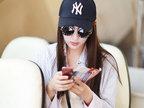 """马苏紧盯手机业务繁忙秒变""""低头族""""-八卦爆料"""